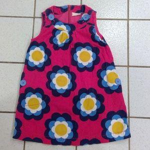 Mini Boden Corduroy Girls Jumper size 4-5